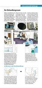 Patienteninformation Interventionelle Radiologie: Ihre Alternative zur ... - Seite 5