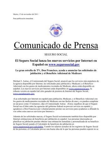 Comunicado de Prensa - Waukesha County