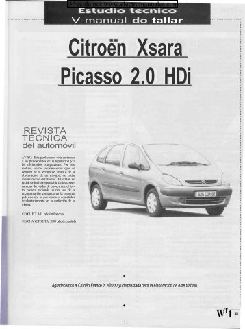 xsara magazines rh yumpu com 2010 Citroen Xsara Citroen Xsara WRC