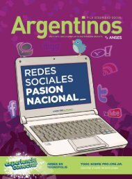 Revista Argentinos Nº6 - Anses