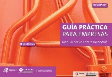 GUÍA PRÁCTICA - Soler Prevención y Seguridad, SA