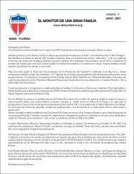 Boletin No.: 17 - Antiguos Alumnos de La Salle