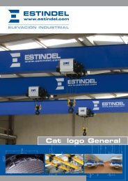 catálogo general 2009 - estindel