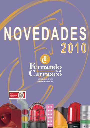 Manual PDF - Fernando Carrasco SA