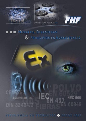 grupos de explosión - bei FHF, Funke Huster Fernsig GmbH