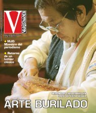 MJO: Maestro del periodismo Retorno de un luthier clásico - Andina