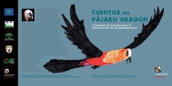 Cuentos del pájaro dragón - Fundación Gypaetus
