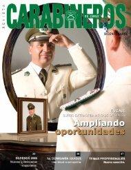 Edición 657-658 Enero-Febrero 2010 - Revista Carabineros