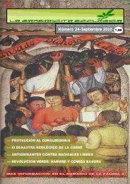 Número 24-Septiembre 2010 1,5€ - Garbancita Ecológica