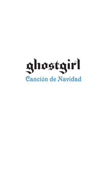 ghostgirl Canción de Navidad - Alfaguara Juvenil