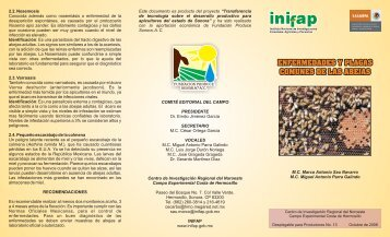 Abrir - Bienvenidos a la Biblioteca del INIFAP - Instituto ...