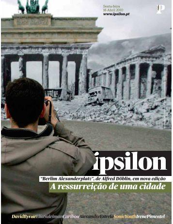 A ressurreição de uma cidade - Fonoteca Municipal de Lisboa
