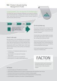 RLE I Product Lifecycle Costing Management (PLCM)