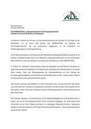 Zur Presseinformation (PDF) - RLE
