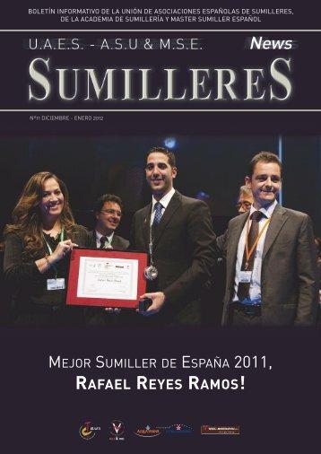 Descargar revista - Unión de Asociaciones Españolas de Sumilleres