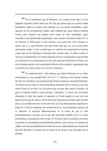 LA HARMONICA DE PTOLOMEO - InterClassica