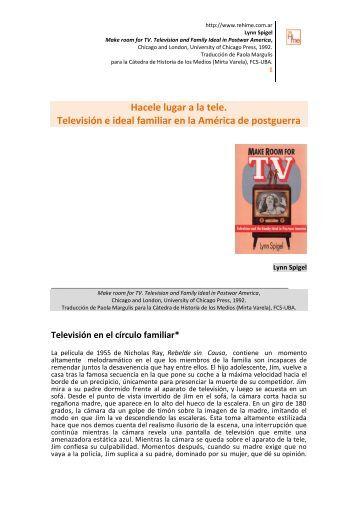 Bajar Traducción | Pdf | 1 Mb - Red de historia de los medios
