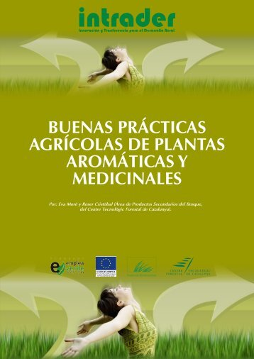 BUENAS PRáCTICAS AGRÍCOLAS DE PLANTAS ... - CTFC