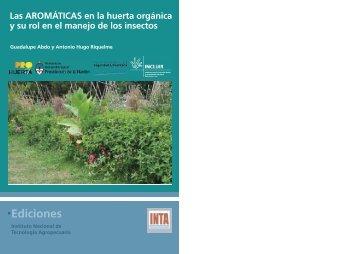 Las aromaticas en la huerta organica.pdf - INTA