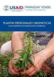 PLANTAS MEDICINALES Y AROMÁTICAS - Ministerio de ...