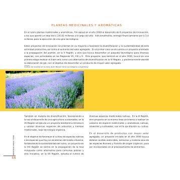 66 PLANTAS MEDICINALES Y AROMÁTICAS - Fia
