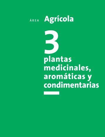 plantas medicinales, aromáticas y condimentarias - Fia