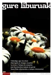 Udaberria - 2012 - primavera Número 33 - Gureliburuak.com
