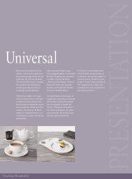 Creating Hospitality - Berndorf