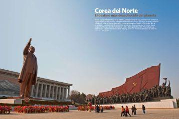Viajes a Corea del Norte