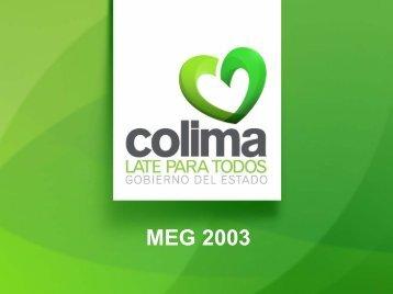Diapositiva 1 - Gobierno del Estado de Colima