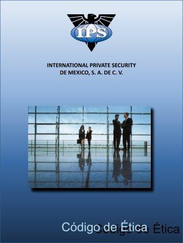 Código de Ética - Grupo IPS México