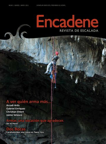 Encadene-05 - Montañismo y Exploración