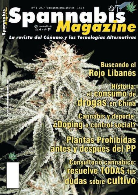 El Rincón De Cannabis Magazine