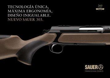 tecnología única, máxima ergonomía, diseño inigualable ... - Sauer