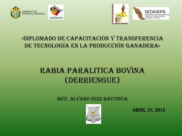 Rabia Paralítica Bovina - ugrnv.com.mx