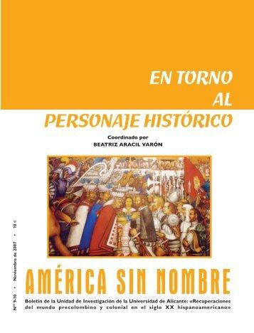 En torno al personaje histórico Figuras precolombinas y coloniales ...
