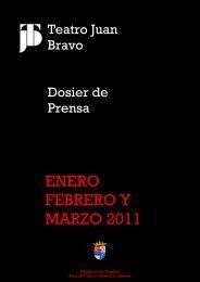 ENERO FEBRERO Y MARZO 2011 - Segoviaudaz.es