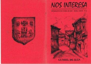 revista nos interesa 42 - Gumiel de Izán