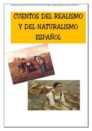 cuentos del realismo y del naturalismo español - ieszocolengua