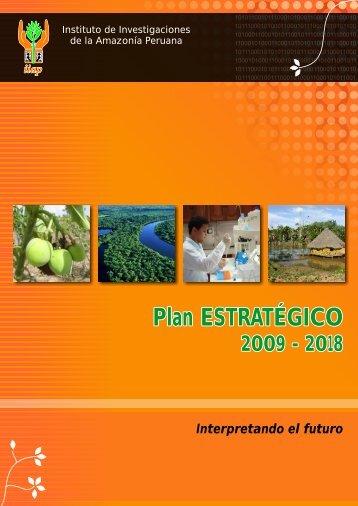 Plan Estratégico 2009 - 2018 - Instituto de Investigaciones de la ...