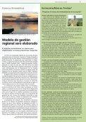 EN LAS AGUAS DE LA INTEGRACIÓN - OTCA - Page 5