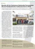EN LAS AGUAS DE LA INTEGRACIÓN - OTCA - Page 7