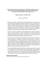 Rosalía Arteaga Serrano - OTCA