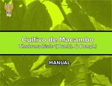 Manual Cultivo de Macambo - Salón del Cacao y Chocolate