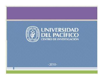 Cynthia Sanborn - Alonso Arrieta.pdf - Universidad del Pacífico