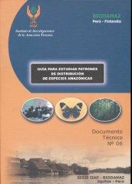 Guia para estudiar Patrones de Distribución de Especies