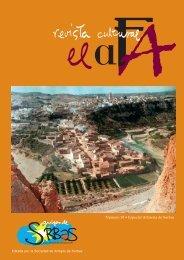 EL AFA nº 10 - Revista Cultural - Verano 2004 - Especial Alfarería