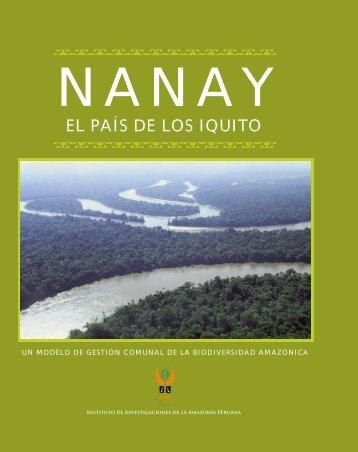 el país de los iquito - Instituto de Investigaciones de la Amazonía ...