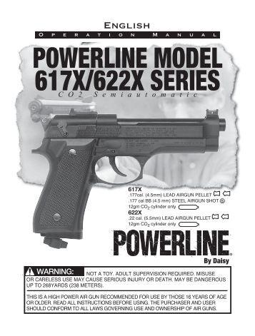Daisy Bb Gun Repair Manual