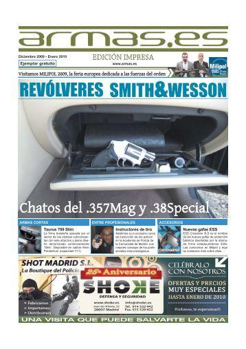 Chatos Del .357Mag Y .38Special - Armas.es